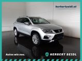 Seat Ateca 2,0 Xcellence 4WD TDI DSG *STANDHZG / ANHÄNGEVORR. / LED* bei Autohaus Herbert Seidl in